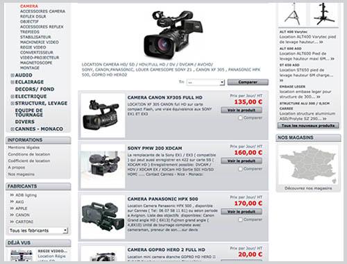 image site location camera